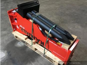 Rammer R18P, 1.240kg f. 15-23to. Bagger - Hydraulikhammer
