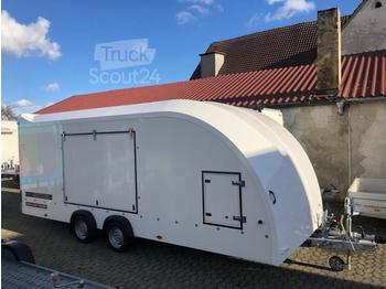 Brian James Trailers - Race Transporter 4, RT4 384 0040, 5000 x 2120 mm, 3,0 to. - Autotransporter Anhänger