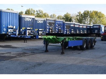 Renders containerchassis - Container/ Wechselfahrgestell Auflieger