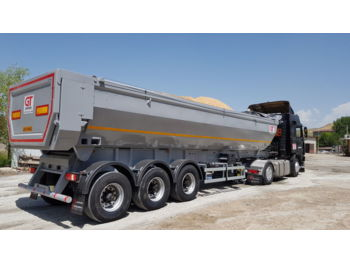 GURLESENYIL thermal insulated tippers - Kipper Auflieger