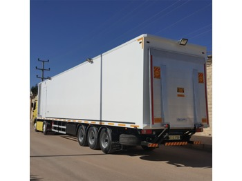 Koffer Auflieger AKYEL TRAILER SPECIAL PROJECTS MOBILE SEMI TRAILER