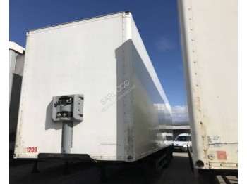 General Trailers Semi remorque Fourgon General trailer BT 941 XP - Koffer Auflieger