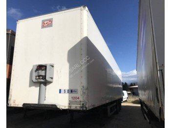General Trailers Semi remorque Fourgon general trailer AM 537 EG - Koffer Auflieger