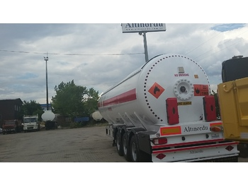 ALTINORDU PRODUCER SINCE 1973 , LPG/GAS TRANSPORT TANK , 3 AXLE , 50 M3 - Tank Auflieger