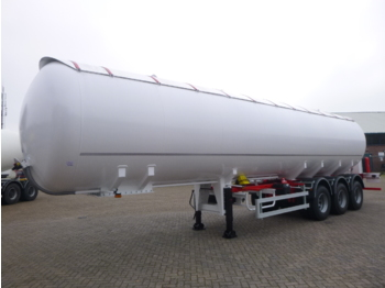 ETTGAS Gas tank steel 57 m3 - dual tyres / NEW/UNUSED - Tank Auflieger