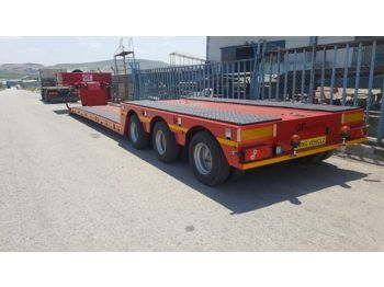 GURLESENYIL 3 axles low bed semi trailers - Tieflader Auflieger