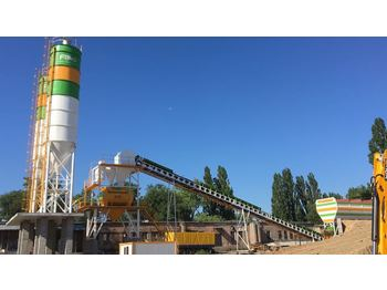 FABO POWERMIX-130 CONCRETE PLANT | NEW GENERATION - Betonmischanlage
