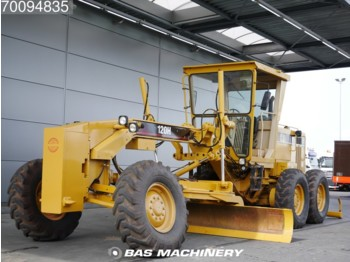 Grader Caterpillar 120H Pushblock/Ripper - CAT product status report: das Bild 1
