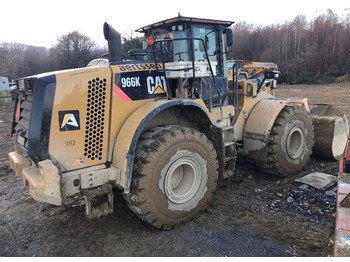 Caterpillar 966 K - Radlader