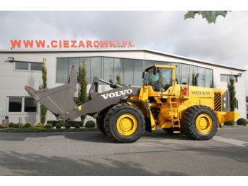 Radlader VOLVO WHEEL LOADER 56.3 T L350F