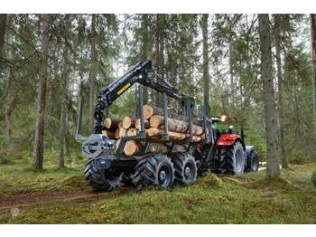 Holztransporter Palms Palms, forestry trailers (self-loading)