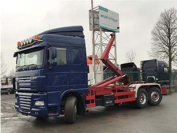 DAF AS 105 XF 105 XF 460 - Abrollkipper