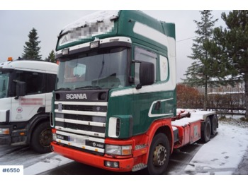 Scania 164G - Abrollkipper