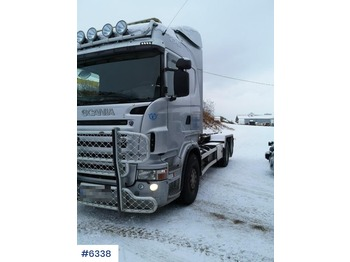 Scania R500 - Abrollkipper