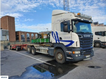 Scania R560 - Abrollkipper