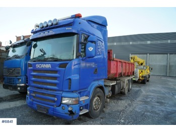 Scania R580 - Abrollkipper