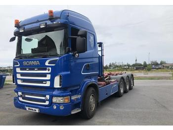 Scania R 500  - Abrollkipper