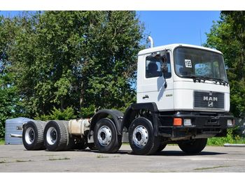 MAN 32.322 chassis 8x4 model - Fahrgestell LKW