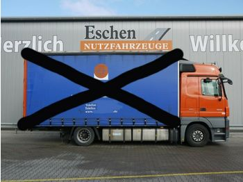 Fahrgestell LKW Mercedes-Benz 1841 LL, Megaspace !! Chassie !!