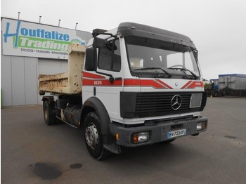 Mercedes-Benz 1935 - full steel suspension lames - Fahrgestell LKW