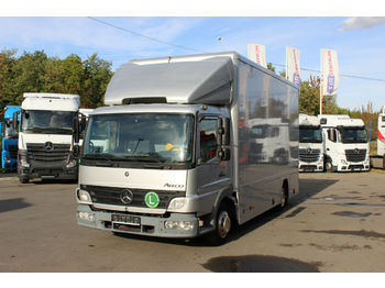 Fahrgestell LKW Mercedes-Benz 818 L VEHICLE FOR EXHIBITION