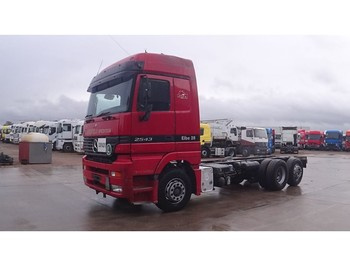 Mercedes-Benz Actros 2543 (EPS-GEARBOX / 6X2 / 8 TIRES) - Fahrgestell LKW
