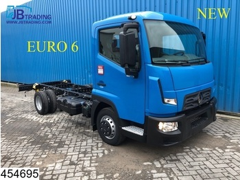 Renault D 3.5 Steel suspension, Manual, Towbar - Fahrgestell LKW