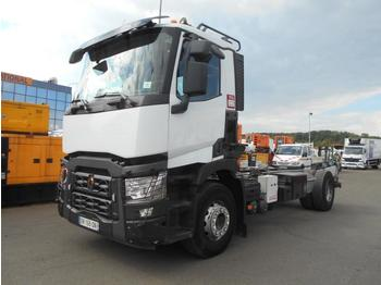 Fahrgestell LKW Renault Gamme C 380
