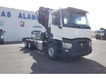 Renault Gamme C 380 - Fahrgestell LKW