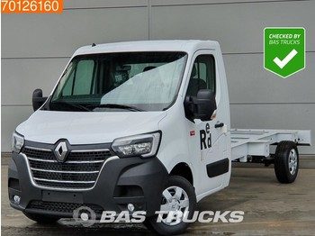 Renault Master 145PK CCAB FWD RED Edition Chassis cabine Enkellucht Navigatie A/C Cruise control - Fahrgestell LKW