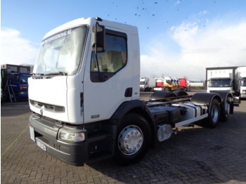 Fahrgestell LKW Renault Premium 320 + Manual + Chassis