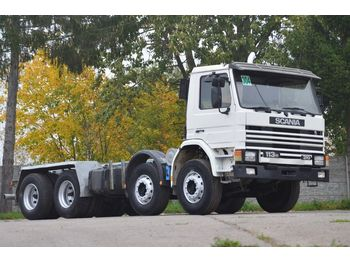 SCANIA 113 310 8x4 - 1991 - Fahrgestell LKW