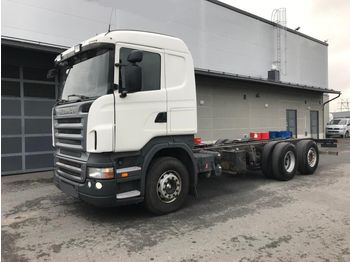 SCANIA R480 LB 6x2 MNA - Fahrgestell LKW