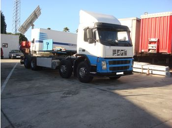 VOLVO FM12 380 left hand drive 8X2 - Fahrgestell LKW