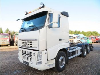 Volvo FH540 6x2*4 ADR Chassis - Fahrgestell LKW