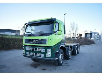 Volvo FM-480 8x4R Chassis-Kabine  - Fahrgestell LKW