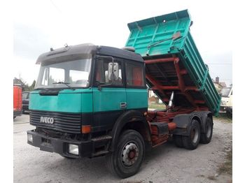 IVECO 330-30H 6x4 1991 tipper - WATERCOOLING - Kipper