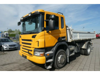 Scania P 280-4x2, ca. 133 TKM; TOP  - Kipper