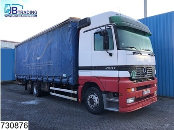 Mercedes-Benz Actros 2531 6x2, EPS 16, 3 Pedals, PTO - Koffer LKW