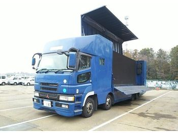 Mitsubishi Fuso WINGBODY TRUCK WITH DIGITAL DISPLAY - Koffer LKW