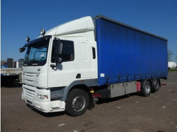 DAF CF 85.360 6x2 manual sleep cab - Plane LKW