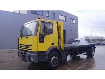 Iveco Eurotech 190 E 24 (STEEL SUSPENSION / ENGINE WITH MANUAL PUMP and ZF-GEARBOX) - Plateau LKW