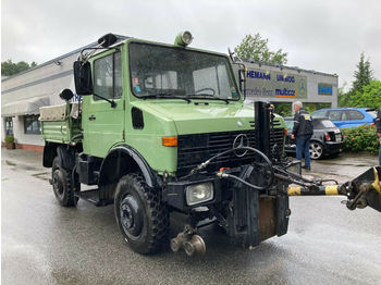 Unimog U 1200 Road and Rail  - LKW