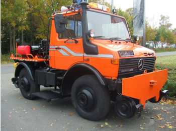 Unimog U 1400 Road and Rail  - LKW
