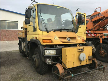 Unimog U 400 Road and Rail  - LKW