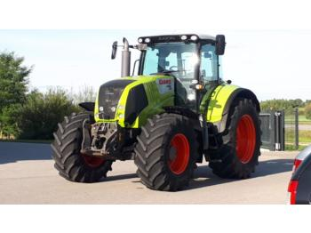 Radtraktor CLAAS Axion 820 CMatic, 4560h, FH, TOP Zustand