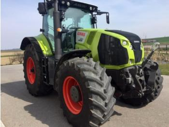 Radtraktor CLAAS Axion 850 Cebis, Bj. 13, 1.775 Bh, HEXASHIFT