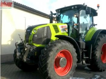 CLAAS SCHLEPPER / Traktor Axion 850 CMATIC - Radtraktor