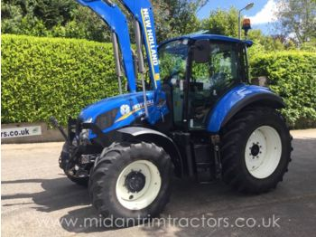 NEW HOLLAND T5.115 - Radtraktor