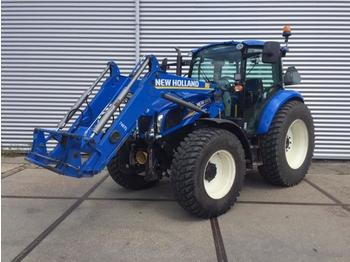 NEW HOLLAND T5.85DC TRACTOR - Radtraktor